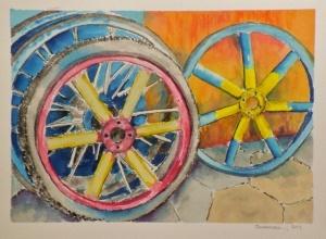 Wheels, Brakes, Springs, and Lights